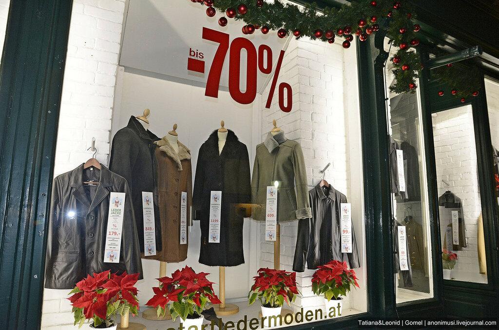 Цены в Вене