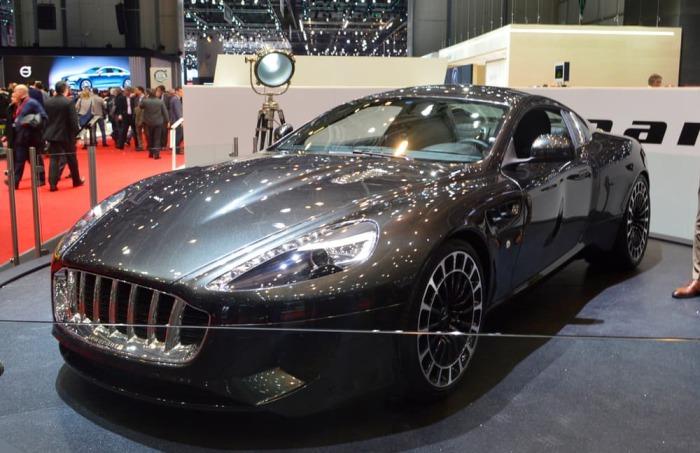Находчивые британцы создают ремейки легендарных авто (8 фото)