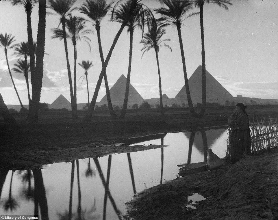Атмосфера стремительно меняющегося Каира в 1900 – 1936 годах (10 фото)