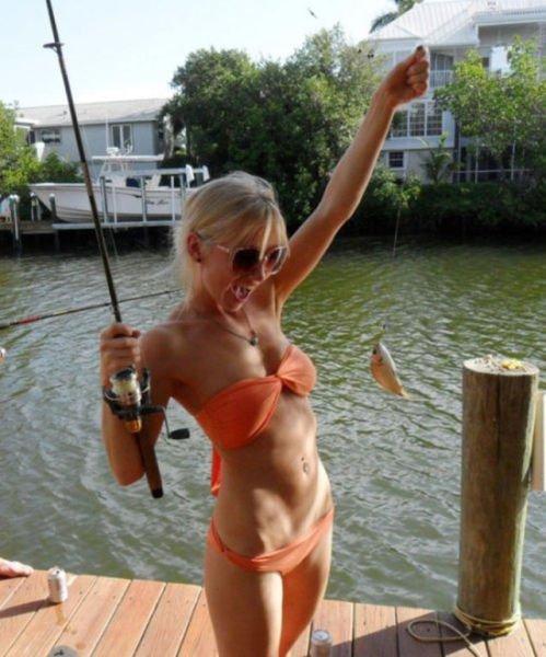 Страстные рыбачки