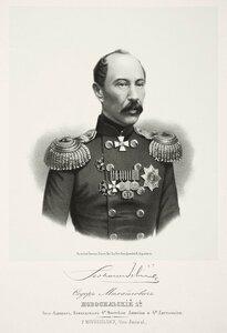 Федор Михайлович Новосильский, вице-адмирал