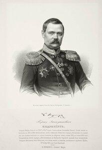 Борис (Бернгард) Эммануилович Индрениус, генерал-майор