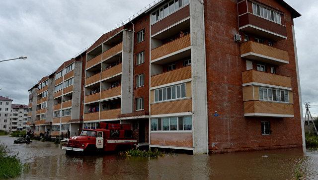ВПриморье предполагается новая волна наводнения— Гидрометцентр