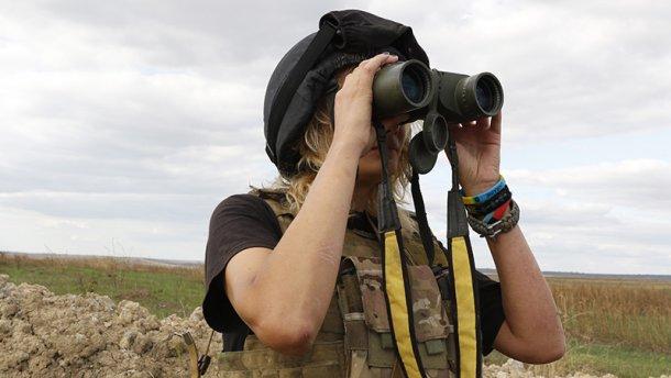 Боевики обстреливают Водяное, ранена здешняя жительница