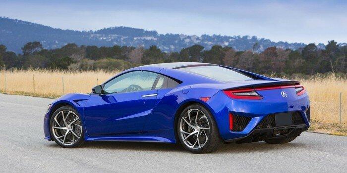 Роскошные автомашины! 10 самых впечатляющих автомобилей 2016 года