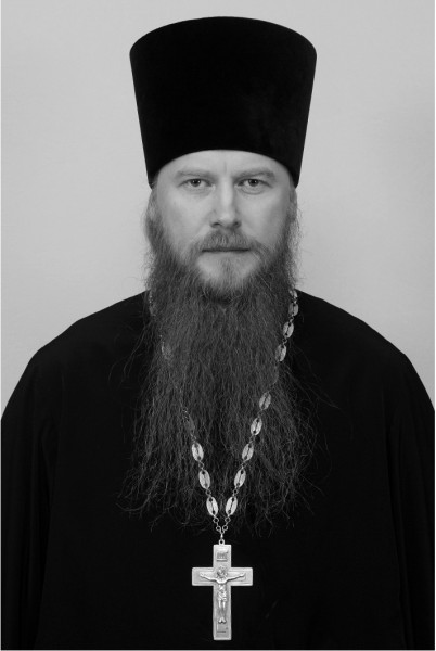 Протоиерей Димитрий Рощин