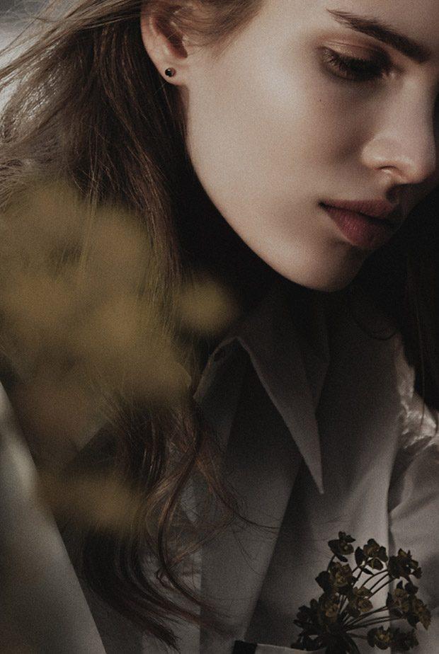 Fleur Noir with Veronika Terokhina by Dome Darko