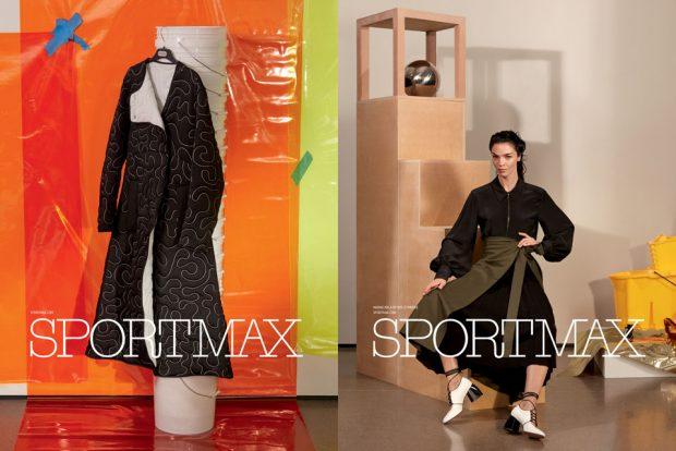 Photographer Roe Ethridge Model Mariacarla Boscono Creative Director Macs Iotti Fashion Editor Marie