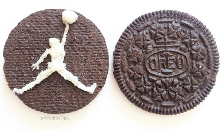 Oreo Art - The creations of Tisha Cherry
