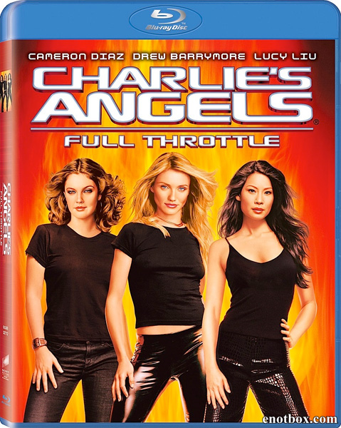 Ангелы Чарли 2: Только вперед / Charlie's Angels: Full Throttle (2003/BDRip/HDRip)