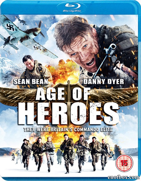 Эпоха героев / Age of Heroes (2011/BDRip/HDRip)