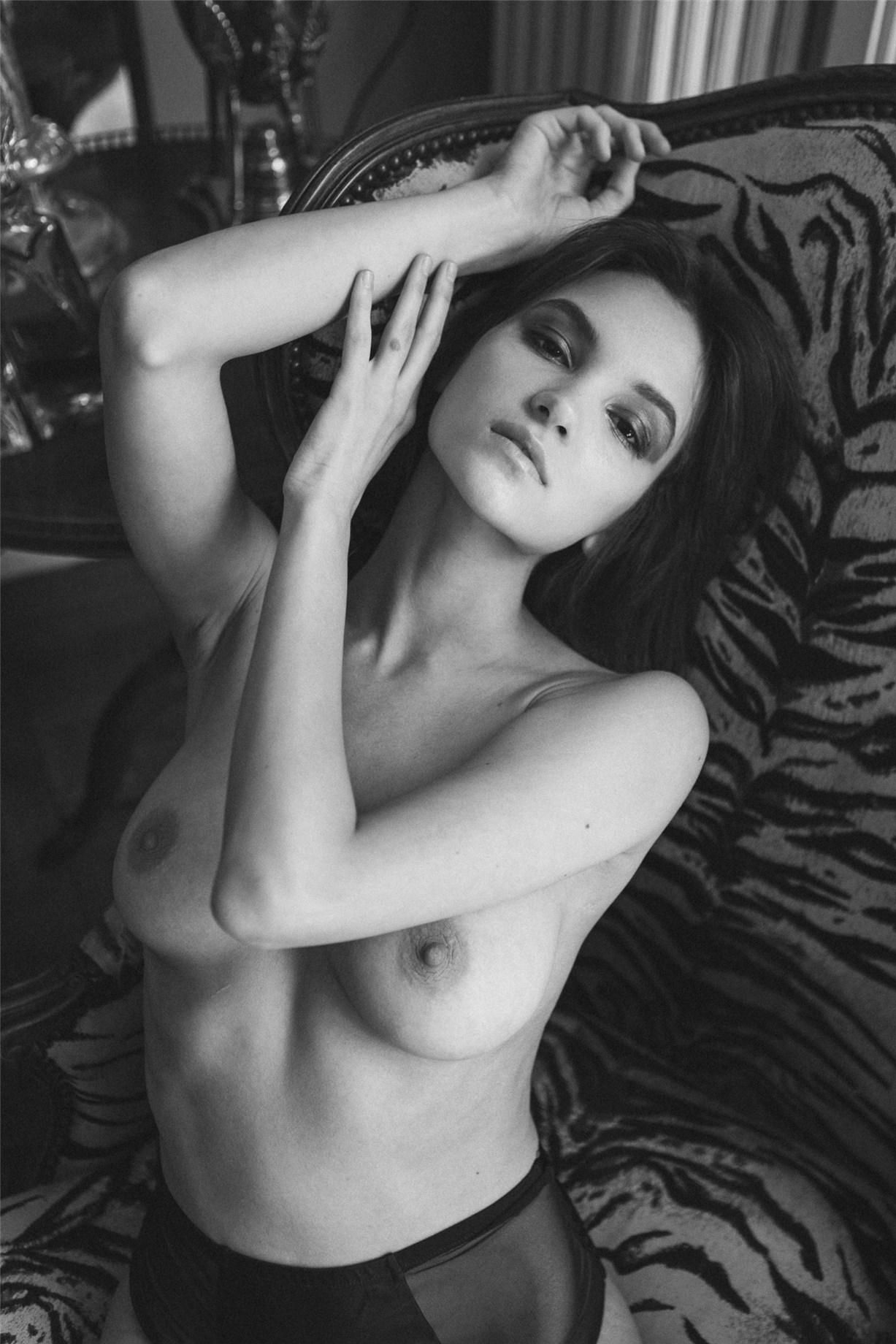модель Мария Демина / Maria Demina nude by Alex Jonas