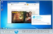 Windows Embedded Standard 7 SP1 'Чистый' v1 x64 [Multi/Ru]