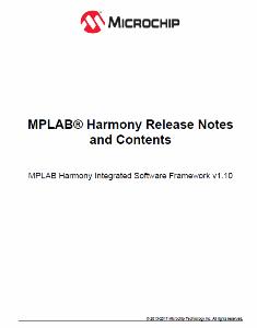 MPLAB Harmony — экосистемы разработки ПО v1.10 0_13b0f2_4d6b13ea_orig