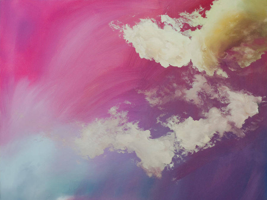 Delicate Paintings of Clouds (11 pics)