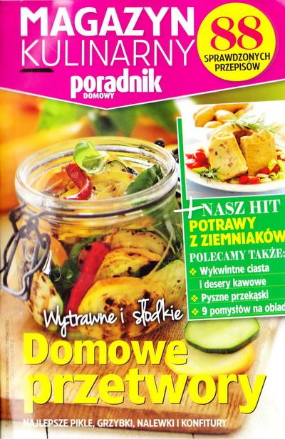 Domowa Kuchnia 11 2014pdf Poradnik Domowy Przepisy