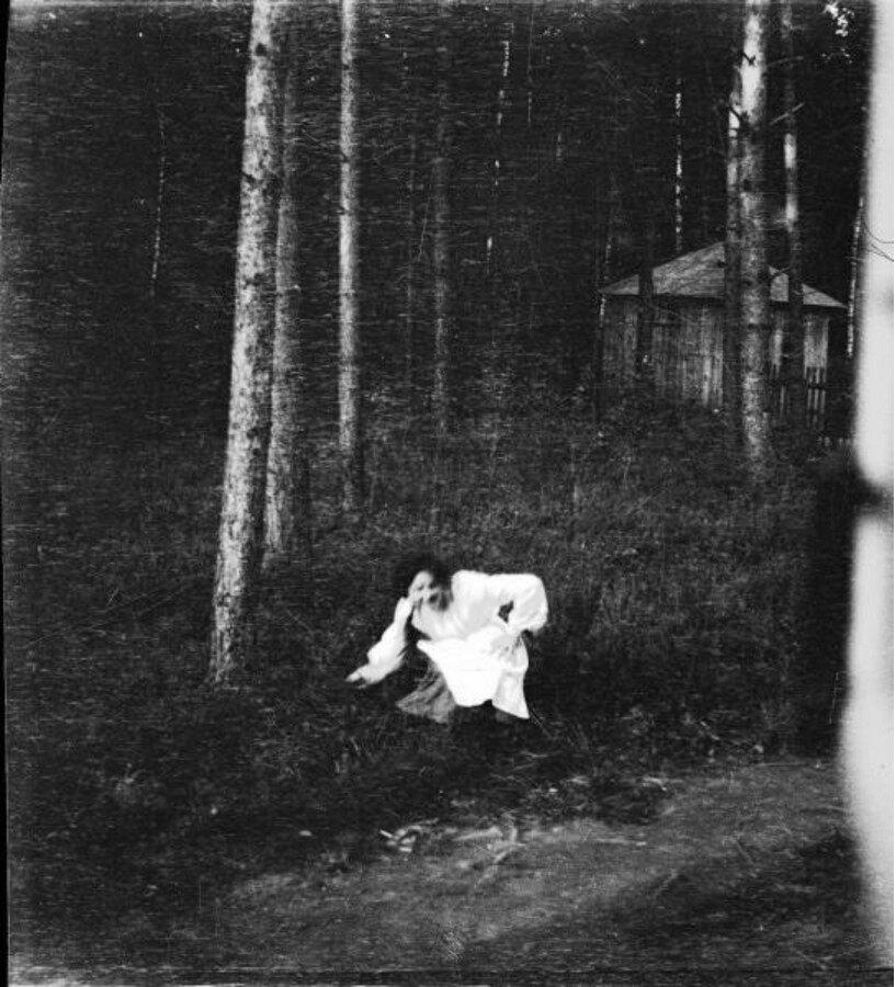 1904. Вешняки. Маня