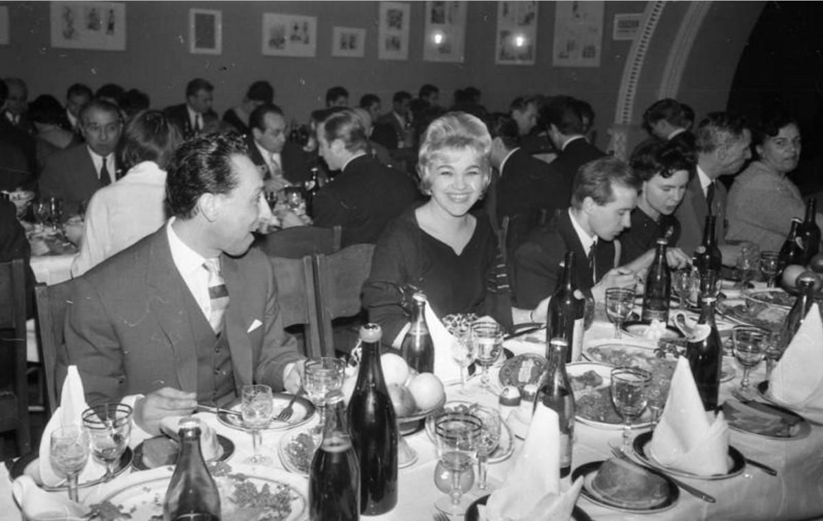1960. ����� � ����� �������� ������������ �����