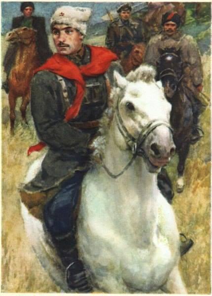 Великая страна СССР, Олеко Дундич