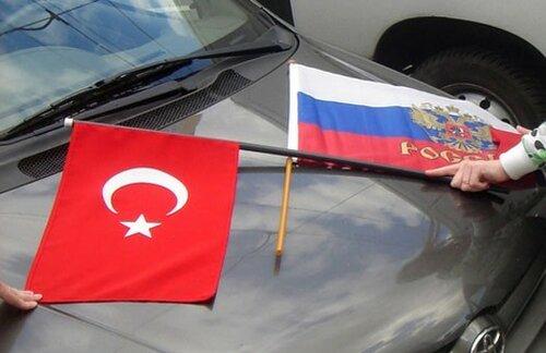 Россия и Турция выступают за отмену виз для автоперевозчиков