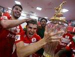 Спартак разгромил Терек и получил чемпионский Кубок