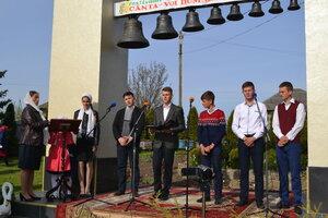 Festivalul pascal din satul Chetriș
