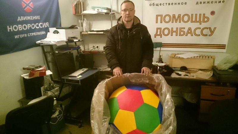 Алексей Рахманов.