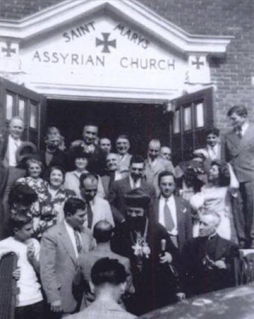 Сиро-православная церковь св. Марии в городе Вустер, США.