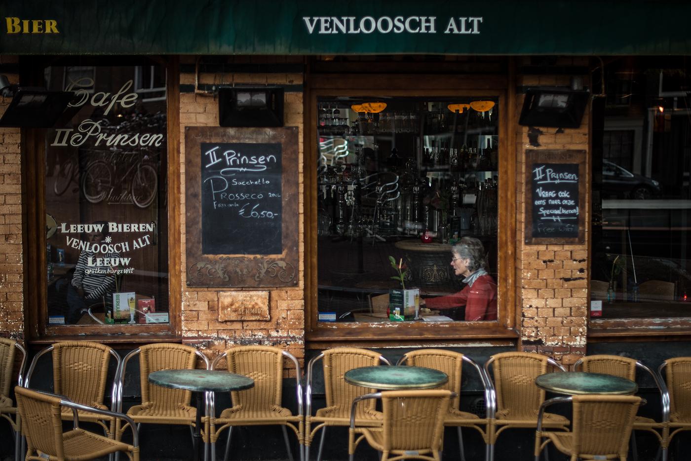 Волшебный Амстердам - The Magic Of Amsterdam / фотограф Skander Khlif