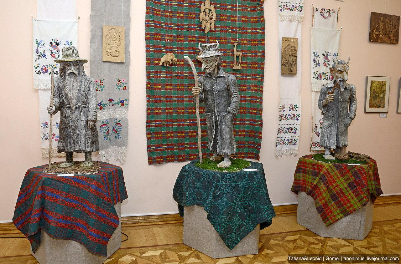 Жэвжик, ёуник и другие герои белорусских сказок