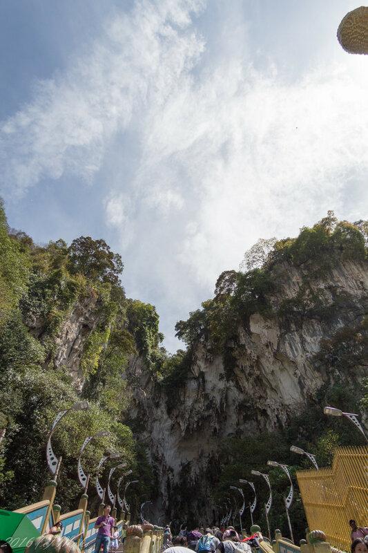 Куала-Лумпур: пещеры Бату