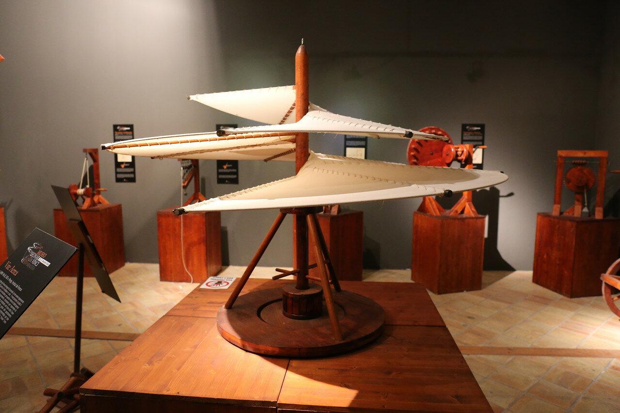 Museo Leonardo Da Vinci, Siracusa
