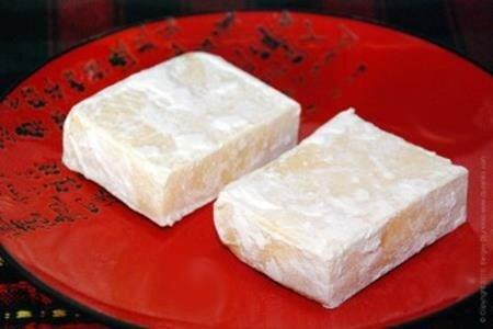 Отличная закуска жареный сыр   кашкавал пане по болгарски