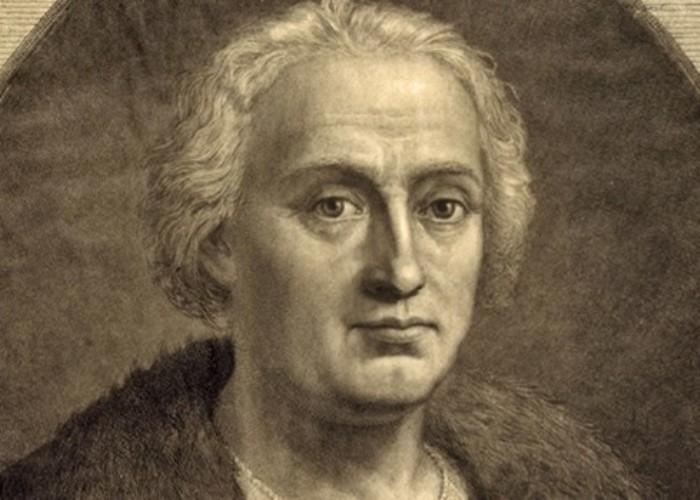 Портрет Христофора Колумба Автор публикации