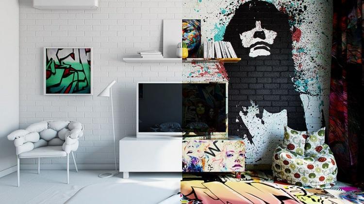 2. Свое вдохновение украинский художник черпает у французских дизайнеров, которые уже давно практику