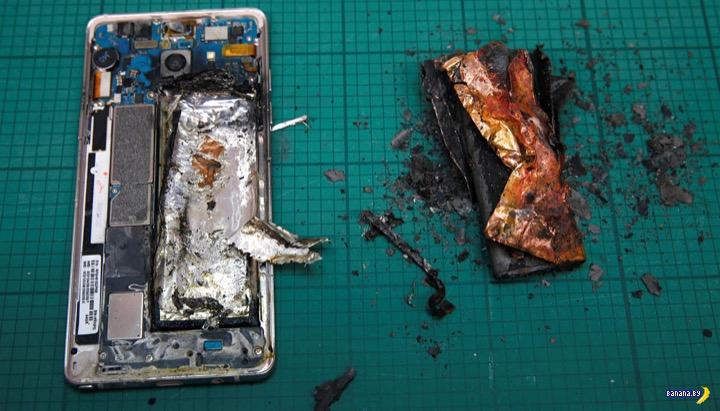 Как оказалось, причина не в бракованной батарее, а в самой компоновке телефона. В погоне за тонким к