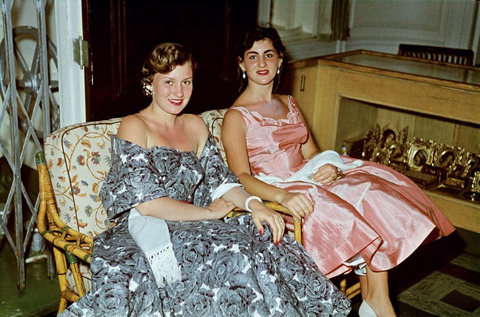 Яркие фото Кубы 1954 года глазами легендарного немецкого фотографа