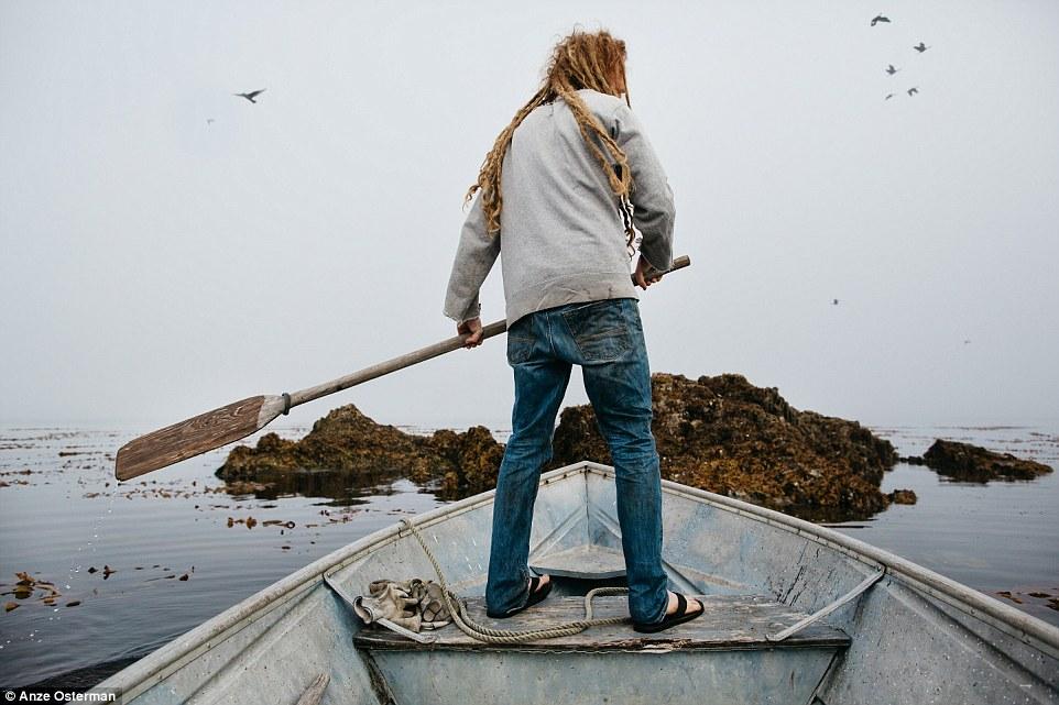 Любителям уединенного образа жизни посвящается: как жить на Аляске в глуши и тишине и не сойти с ума.