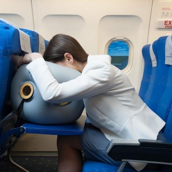 Подушка APUS Relax. Возвращаясь к теме подушек и сна в транспорте, хотелось бы представить еще одног