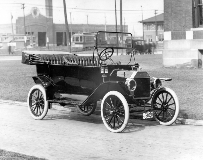 Ford Model T, 1914