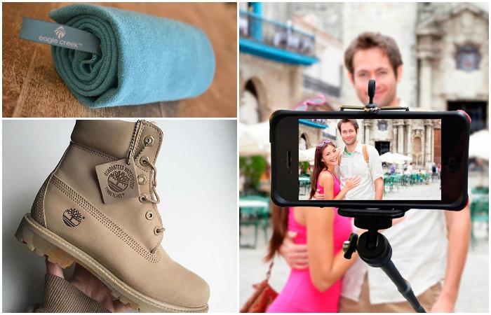 В шаге от отпуска: 15 доступных вещей, которые точно пригодятся в любом путешествии