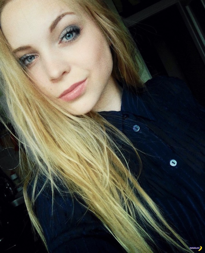 Симпатичные белорусские девушки из социальных сетей