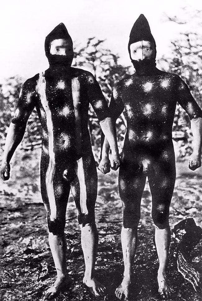 Селькнамы: исчезнувший народ Огненной Земли в редких фотографиях