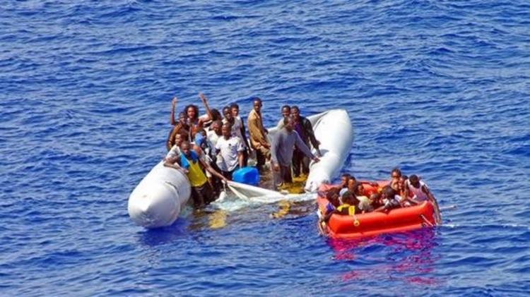 НАТО развернет вЭгейском море флот для контроля над потоком незаконных мигрантов