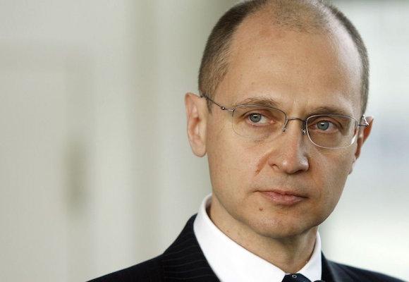 СМИ назвали Кириенко будущим главой предвыборной кампании Владимира Путина