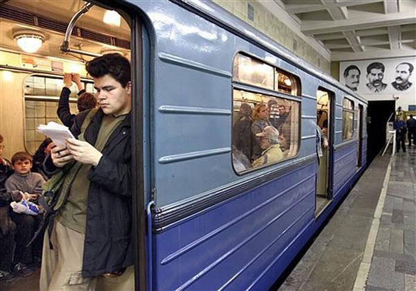 Участок метро от«Парка Победы» до«Делового центра» закроют на10 дней