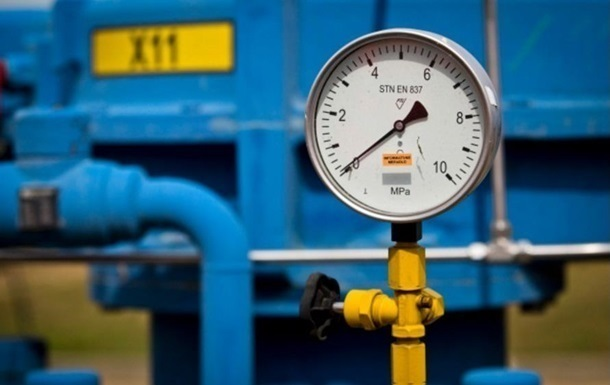 Нановый газопровод вГеническ истратят 240 млн