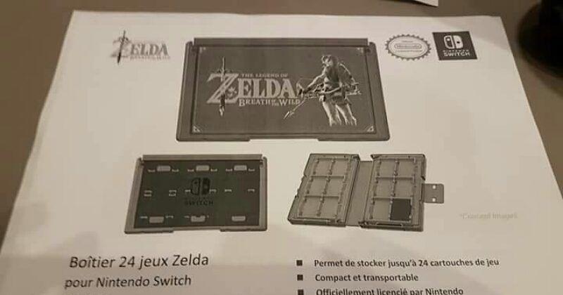 Названы дата выхода истоимость Nintendo Switch
