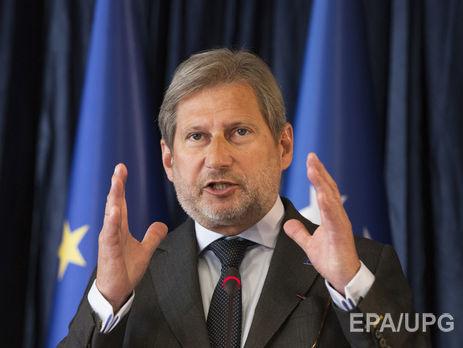 Хан: Решение побезвизу для Украинского государства будет принято вближайшие месяцы