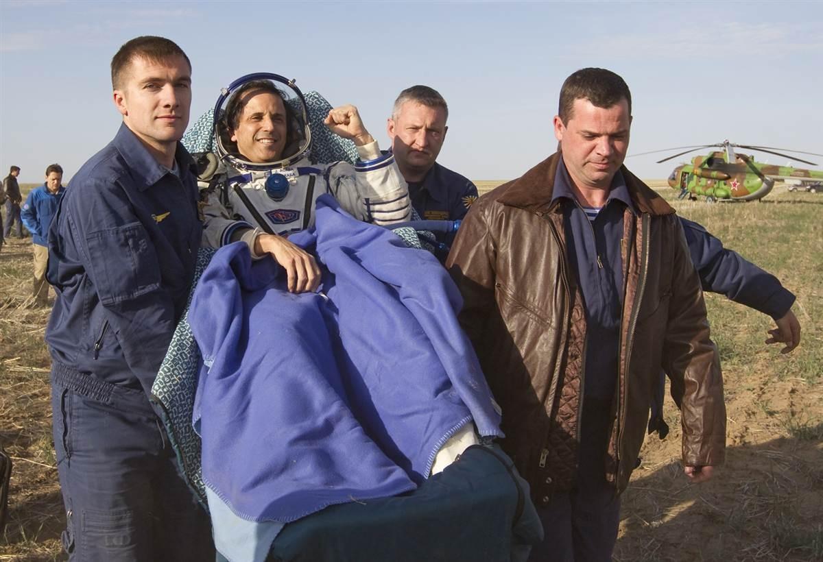 Долги довели астронавта Акаба доотправки наМКС